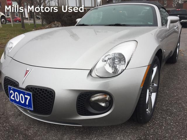 Pre-Owned 2007 Pontiac Solstice 2dr Convertible GXP