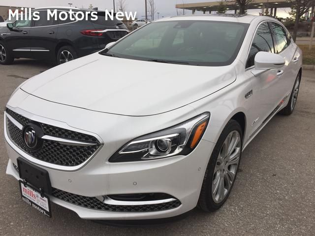 New 2019 Buick LaCrosse 4dr Sdn Avenir FWD