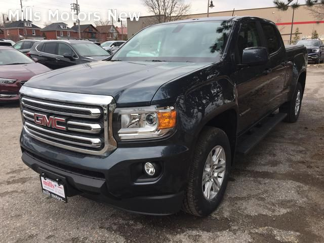 New 2019 GMC Canyon 4WD Crew Cab 140.5 SLE