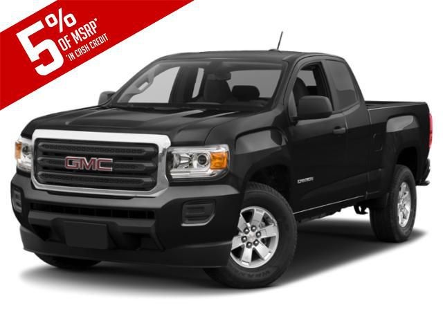 New 2019 GMC Canyon 2WD Ext Cab 128.3