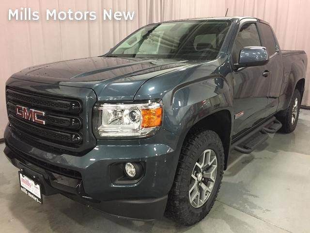 New 2019 GMC Canyon 4WD Ext Cab 128.3 All Terrain w/Cloth