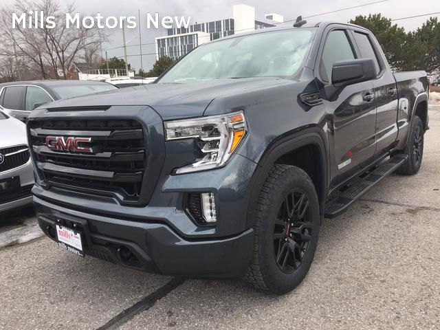 New 2019 GMC Sierra 1500 4WD Double Cab Elevation