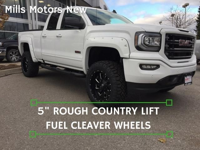 New 2018 Gmc Sierra 1500 4wd Double Cab 143 5 Slt 4 Door