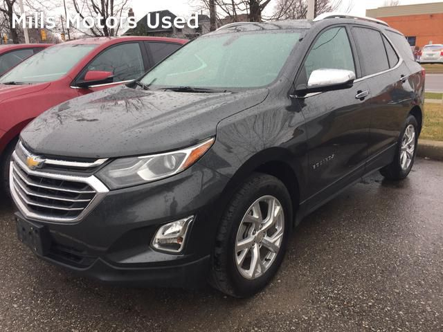 Pre-Owned 2018 Chevrolet Equinox AWD 4dr Premier w/1LZ