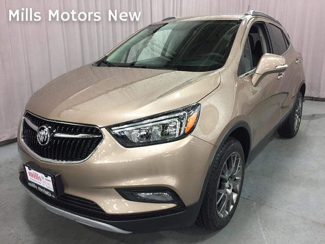 New 2019 Buick Encore AWD 4dr Sport Touring
