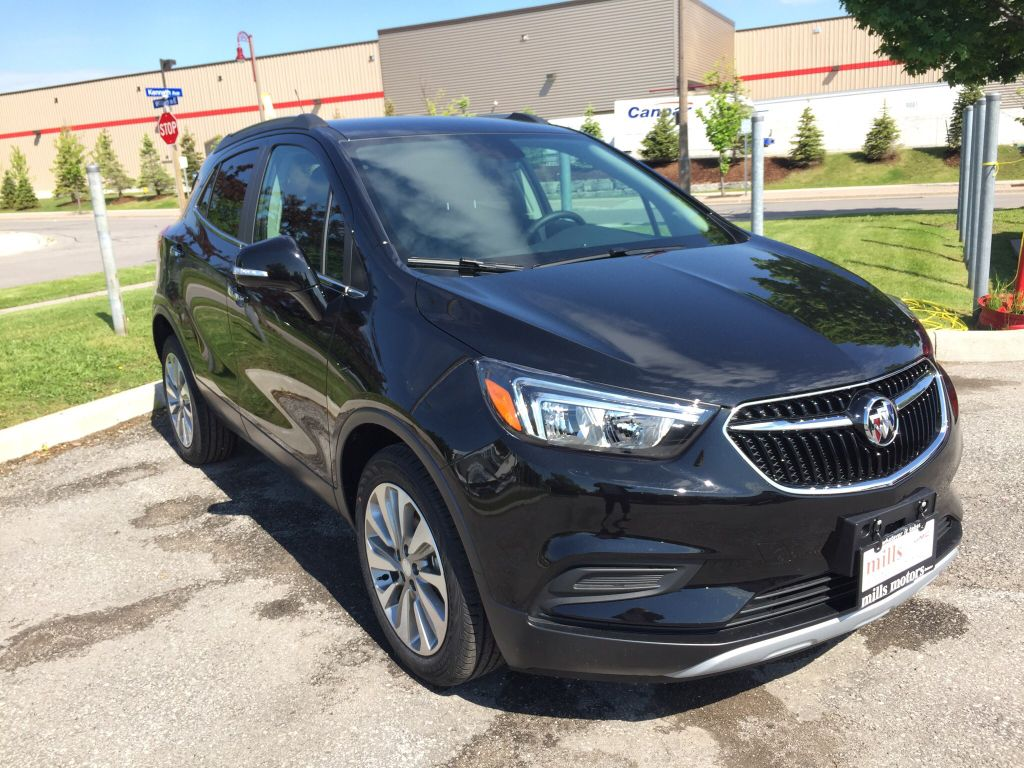 new 2017 buick encore fwd 4dr 4 door sport utility in oshawa 171414 mills motors buick gmc. Black Bedroom Furniture Sets. Home Design Ideas