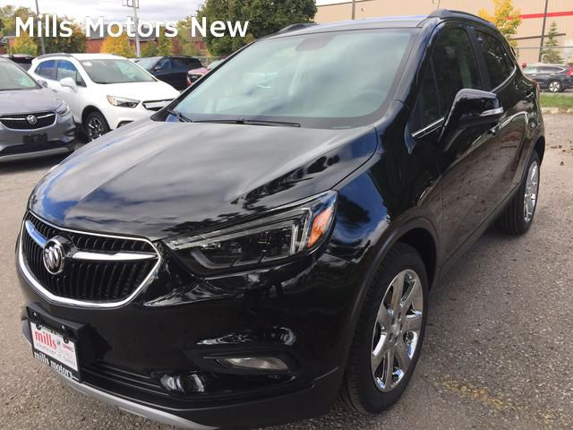 New 2019 Buick Encore FWD 4dr Essence