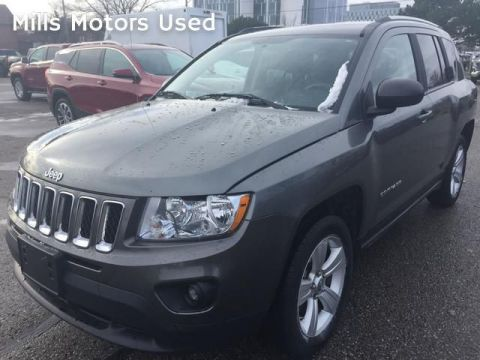 Pre-Owned 2012 Jeep Compass 4x4 Sport