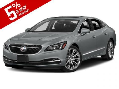 New 2019 Buick LaCrosse 4dr Sdn Sport Touring FWD