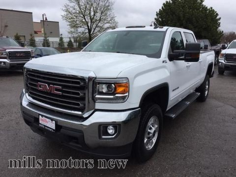 new 2017 gmc sierra 2500hd base 2 door pickup in oshawa 171442 mills motors buick gmc. Black Bedroom Furniture Sets. Home Design Ideas