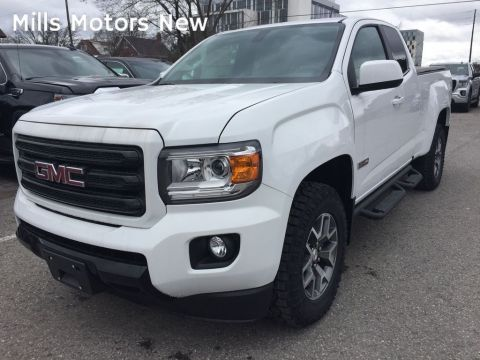 2019 GMC Canyon 4WD Ext Cab 128.3 All Terrain w/Cloth