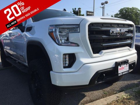 2019 GMC Sierra 1500 4WD Double Cab Elevation