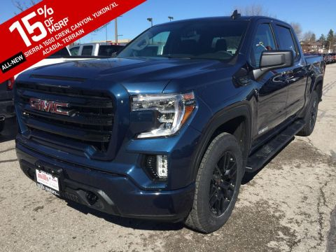 2019 GMC Sierra 1500 4WD Crew Cab Elevation