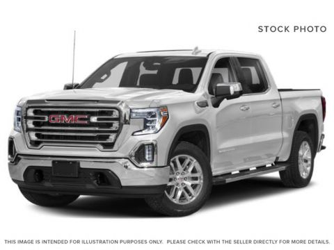 2020 GMC Sierra 1500 4WD Crew Cab 147 Elevation