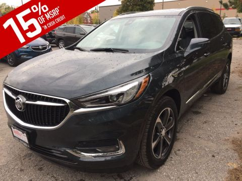 New 2019 Buick Enclave AWD 4dr Premium