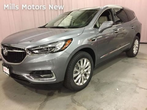 New 2018 Buick Enclave AWD 4dr Premium