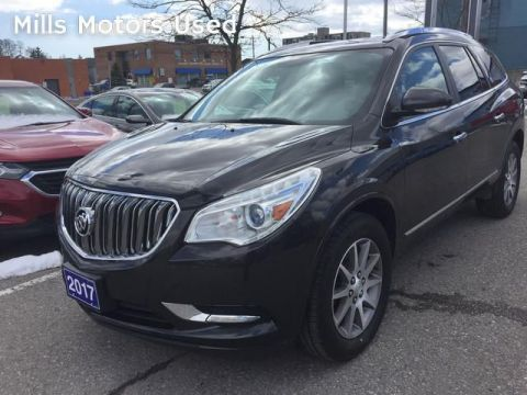 Pre-Owned 2017 Buick Enclave FWD 4dr Leather CXL Essence PKG