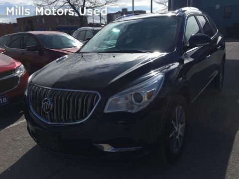 Pre-Owned 2017 Buick Enclave AWD 4dr Leather