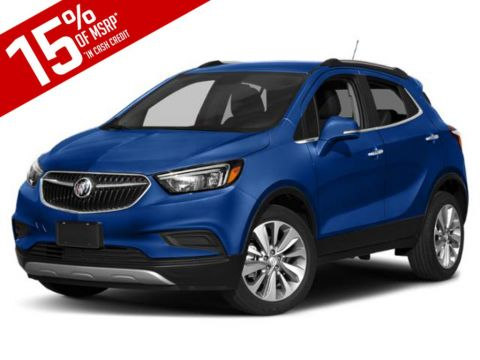 2019 Buick Encore FWD 4dr Sport Touring
