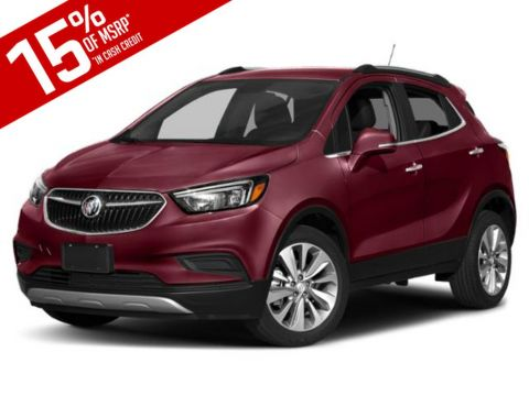 2019 Buick Encore FWD 4dr Essence