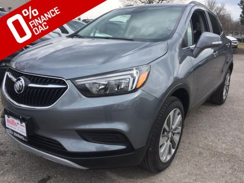 New 2019 Buick Encore AWD 4dr Preferred