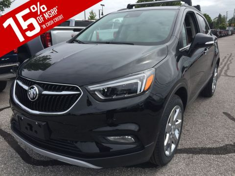 2019 Buick Encore AWD 4dr Essence