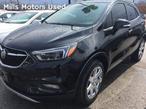 Pre-Owned 2017 Buick Encore AWD 4dr Premium