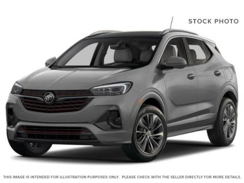 New 2020 Buick Encore GX AWD 4dr Preferred