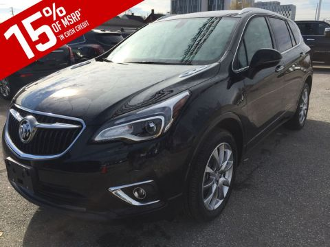 2019 Buick Envision AWD 4dr Essence