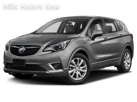 2019 Buick Envision AWD 4dr Premium