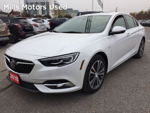 2018 Buick Regal Sportback 4dr Sdn Essence AWD